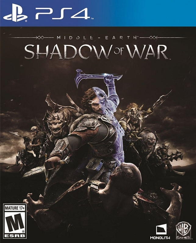Middle-Earth: Shadow of War for PS4 Walkthrough, FAQs and Guide on Gamewise.co