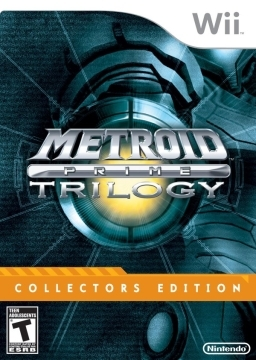 Metroid Prime: Trilogy [Gamewise]
