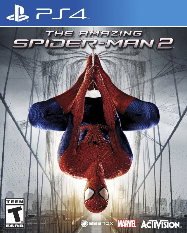 The Amazing Spider-Man 2 (2014) on PS4 - Gamewise