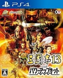 Gamewise Romance of the Three Kingdoms 13 with Power-Up Kit Wiki Guide, Walkthrough and Cheats