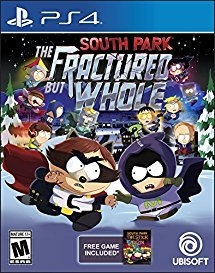 South Park: The Fractured But Whole on PS4 - Gamewise