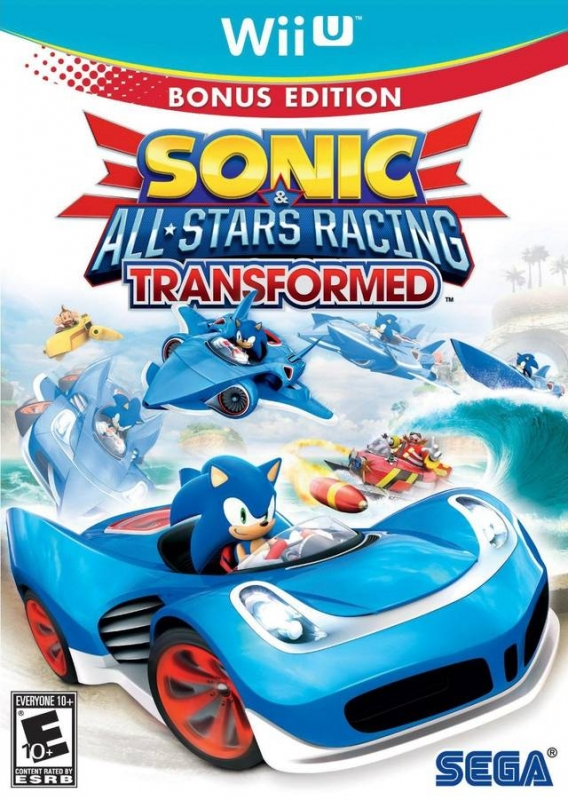 Sonic & Sega All-Stars Racing Transformed | Gamewise