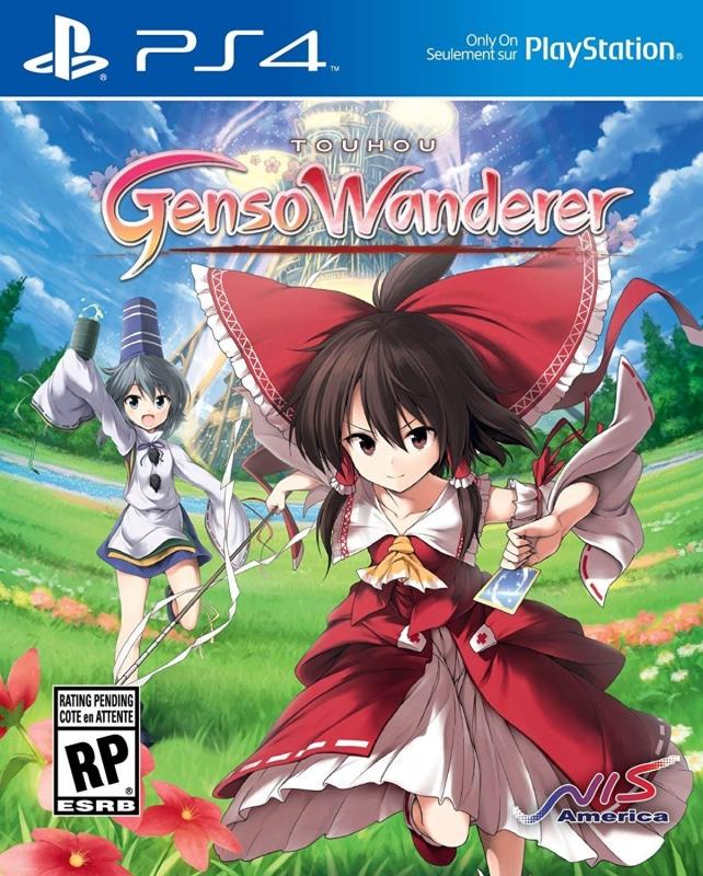 Gamewise Touhou Genso Wanderer Wiki Guide, Walkthrough and Cheats