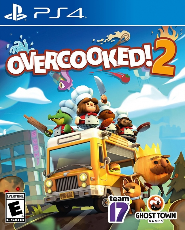 Overcooked! 2 on PS4 - Gamewise
