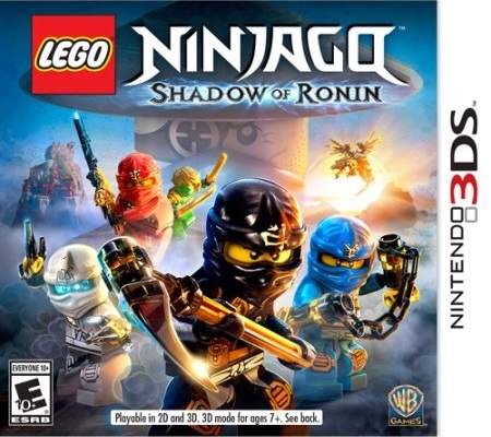 LEGO Ninjago: Shadow of Ronin Wiki - Gamewise