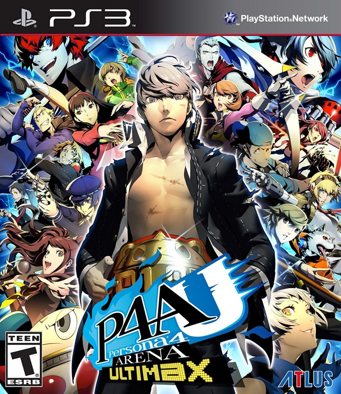 Persona 4 Arena Ultimax [Gamewise]
