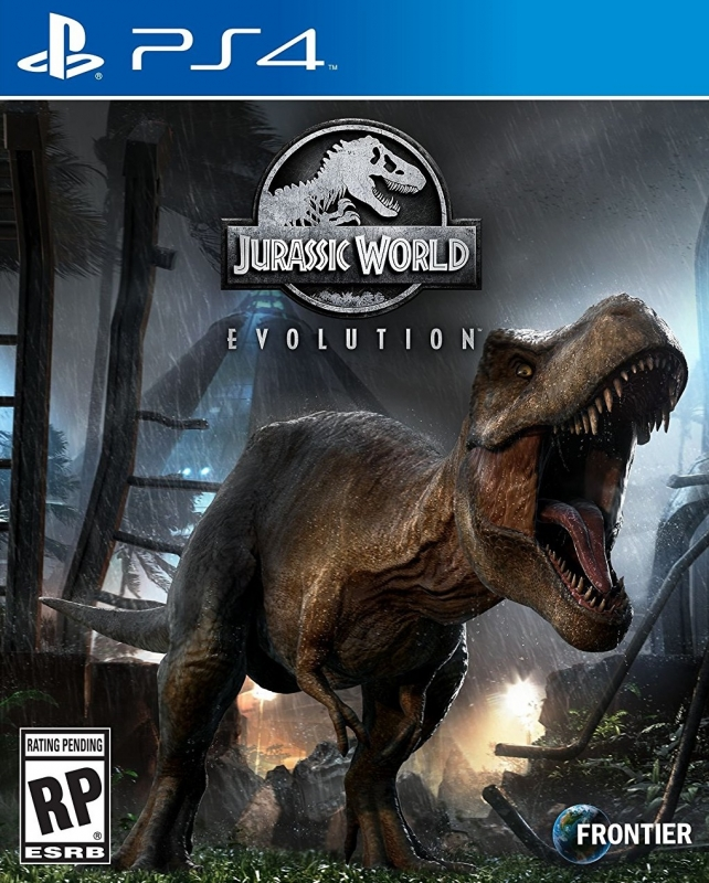 Jurassic World Evolution on PS4 - Gamewise