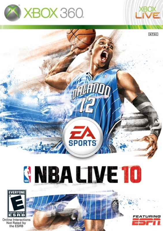 NBA Live 10 on X360 - Gamewise