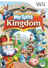 MySims Kingdom on Wii - Gamewise