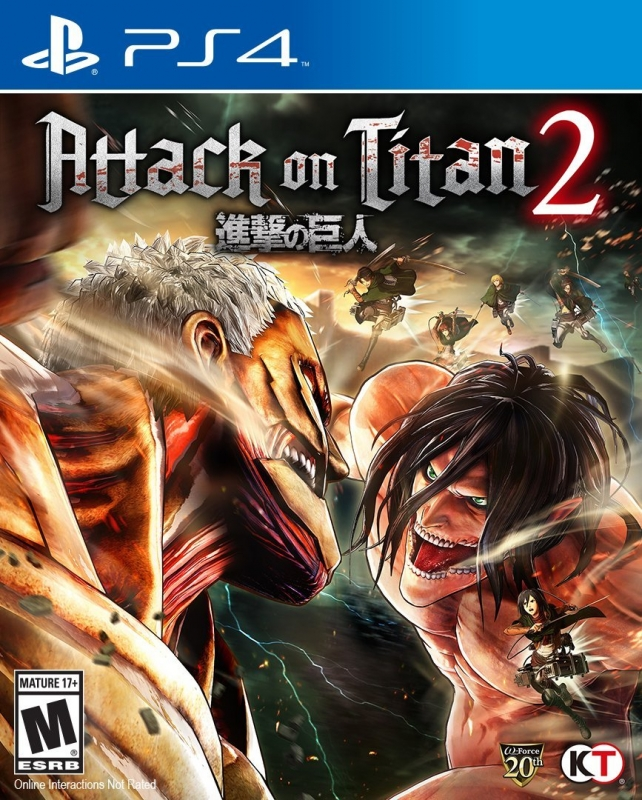 Attack on Titan 2 on PS4 - Gamewise