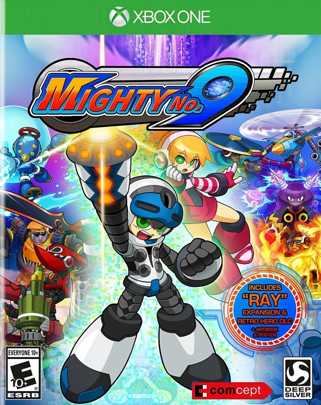 Mighty No. 9 on XOne - Gamewise