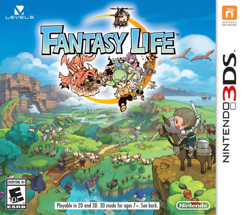 Fantasy Life for 3DS Walkthrough, FAQs and Guide on Gamewise.co