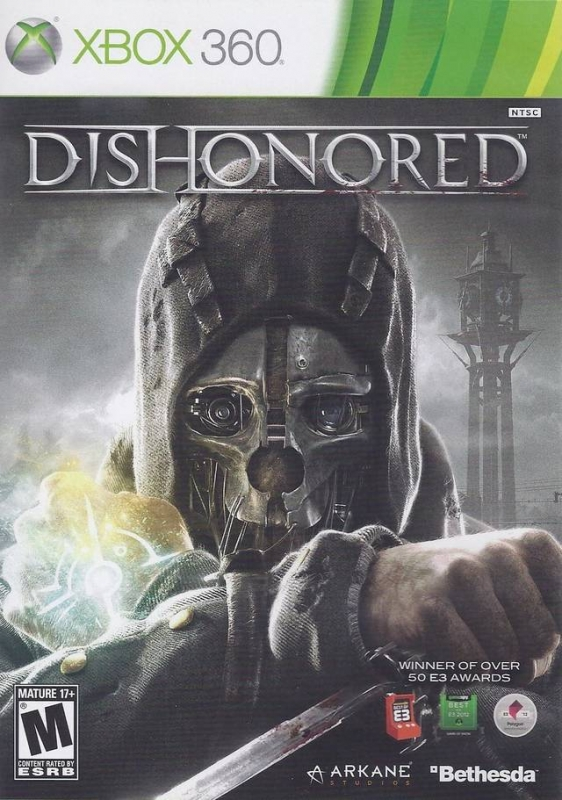 Dishonored for X360 Walkthrough, FAQs and Guide on Gamewise.co