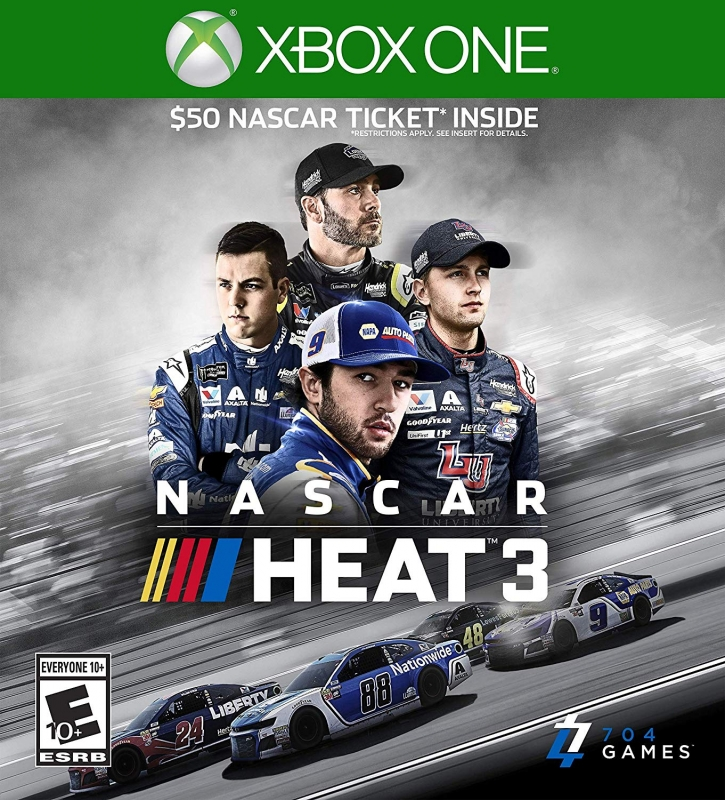 NASCAR Heat 3 Wiki on Gamewise.co