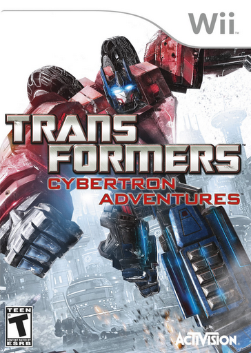 Transformers: Cybertron Adventures Wiki - Gamewise