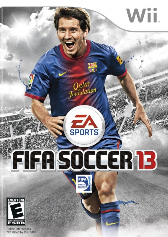 FIFA Soccer 13 on Wii - Gamewise