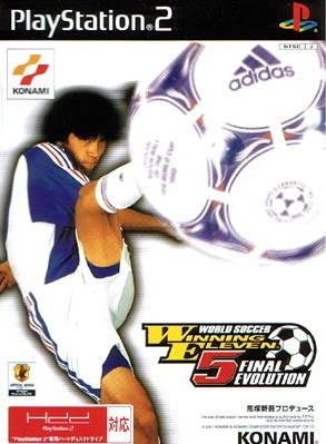 World Soccer Winning Eleven 5 Final Evolution Ps2
