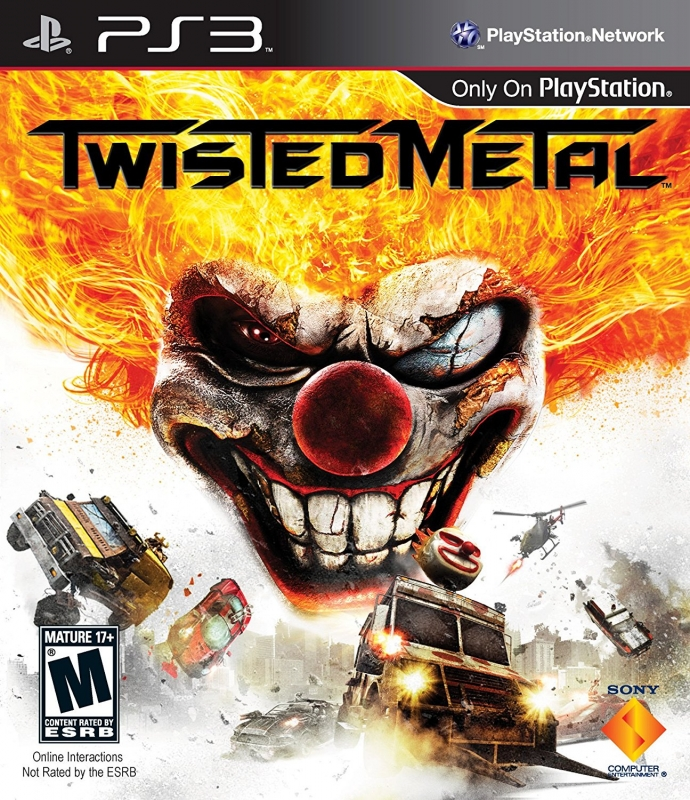 Twisted Metal on PS3 - Gamewise