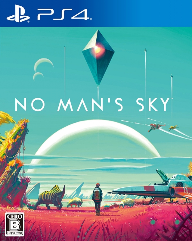 No Man's Sky for PS4 Walkthrough, FAQs and Guide on Gamewise.co