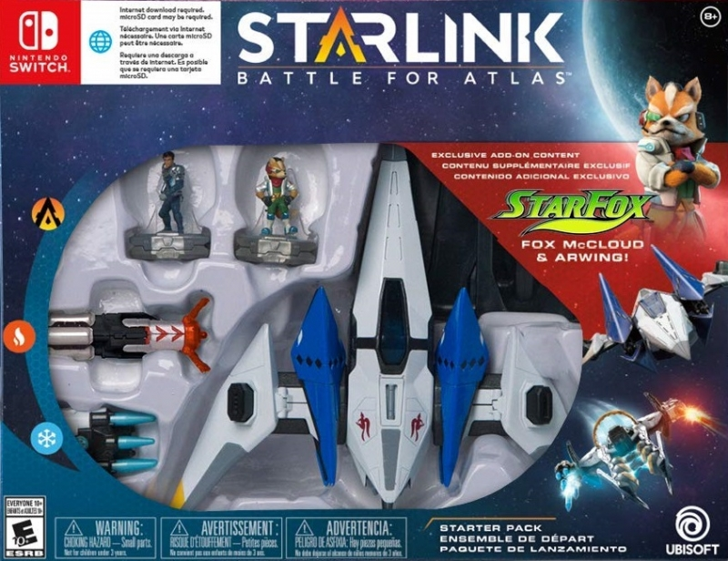 Starlink: Battle for Atlas for NS Walkthrough, FAQs and Guide on Gamewise.co