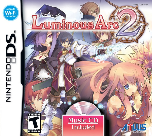 Luminous Arc 2 | Gamewise