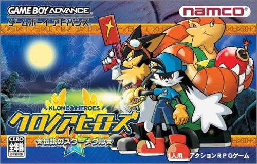 Klonoa Heroes: Densetsu no Star Medal [Gamewise]