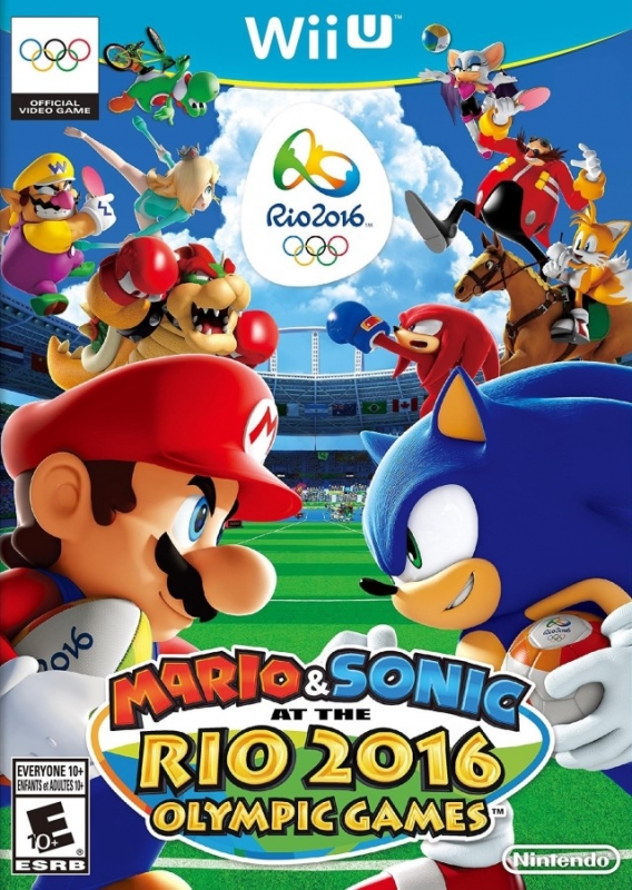 Mario & Sonic at the Rio 2016 Olympic Games for WiiU Walkthrough, FAQs and Guide on Gamewise.co