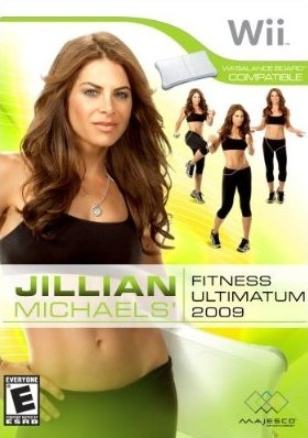 Jillian Michaels' Fitness Ultimatum 2009 on Wii - Gamewise