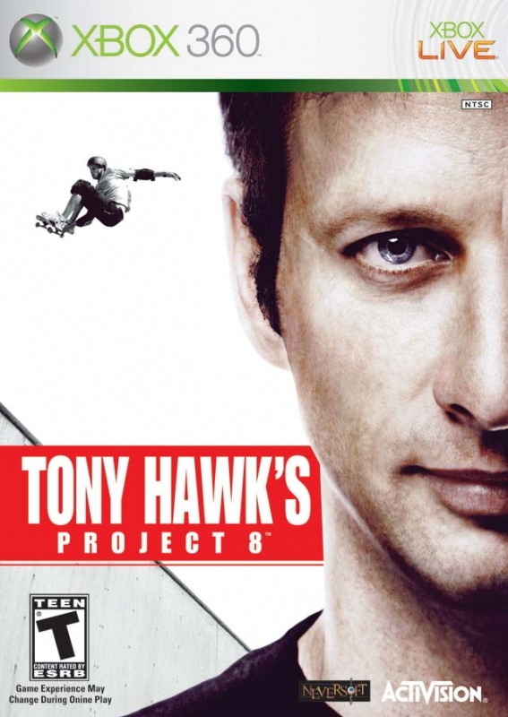 Tony Hawk's Project 8 on X360 - Gamewise