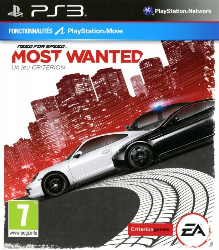 Need for Speed: Most Wanted for PS3 Walkthrough, FAQs and Guide on Gamewise.co