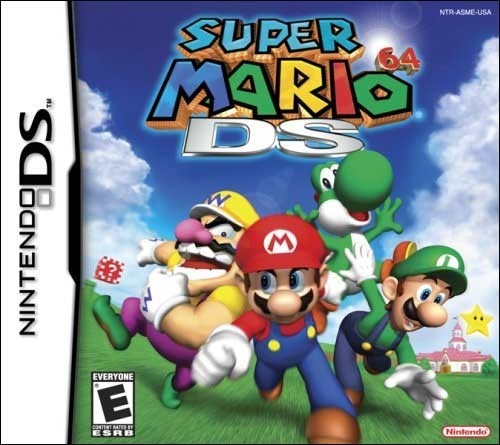 Super Mario 64 DS Wiki - Gamewise
