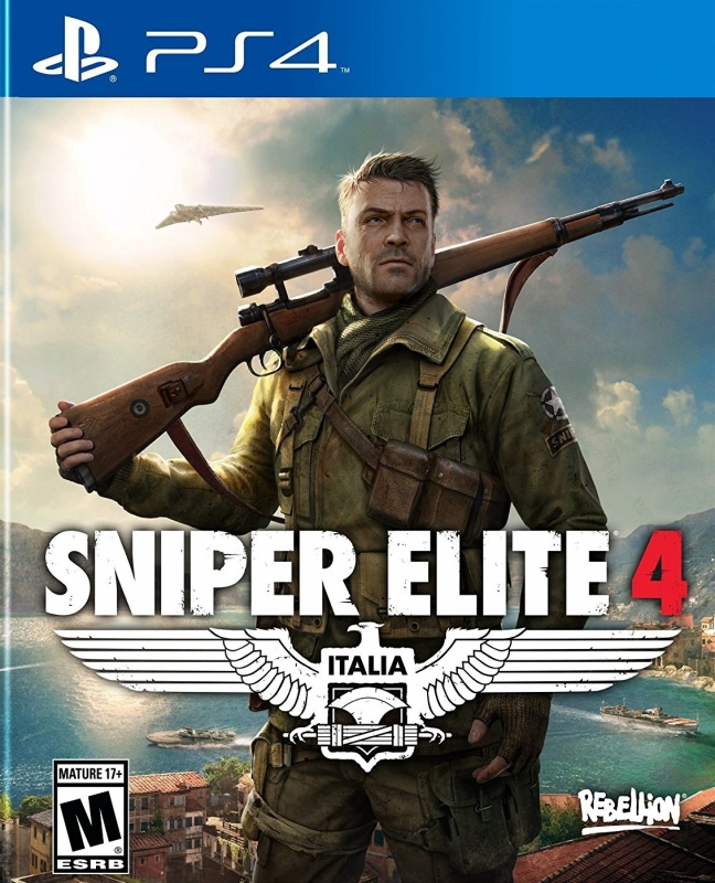 Sniper Elite 4 on PS4 - Gamewise
