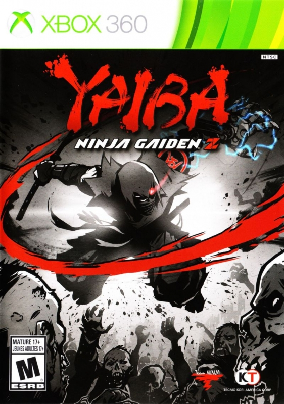 Yaiba: Ninja Gaiden Z Wiki on Gamewise.co