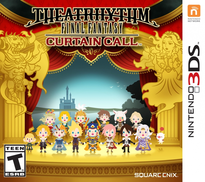 Theatrhythm Final Fantasy: Curtain Call on 3DS - Gamewise