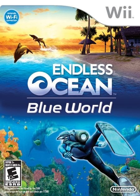 Endless Ocean: Blue World [Gamewise]