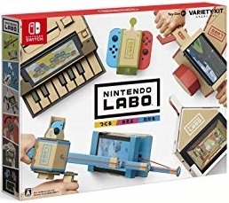 Nintendo Labo: Toy-Con 01 Variety Kit for NS Walkthrough, FAQs and Guide on Gamewise.co