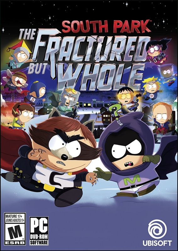 South Park: The Fractured But Whole on PC - Gamewise