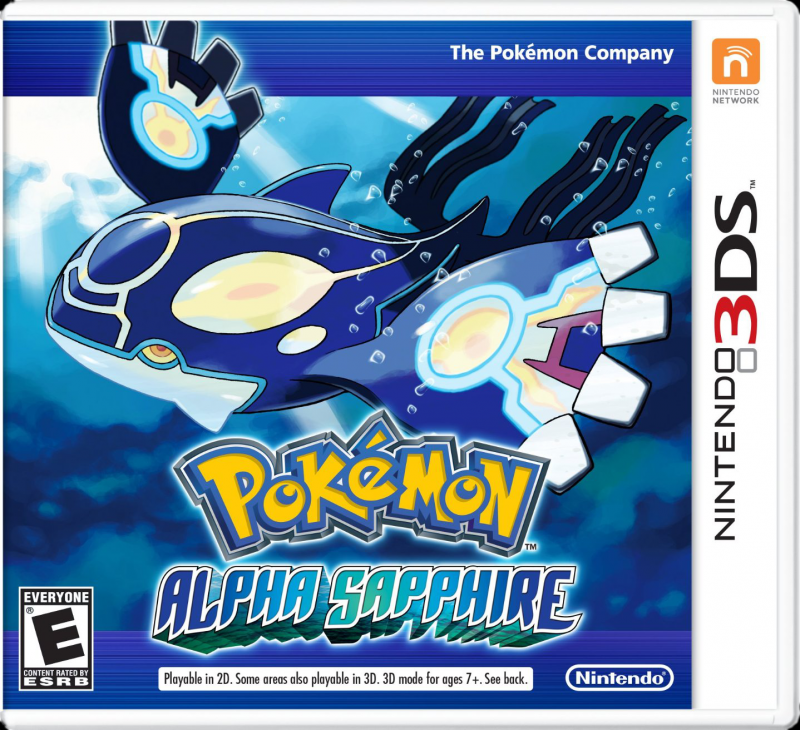 Pokemon Omega Ruby/Pokemon Alpha Sapphire Wiki Guide, 3DS