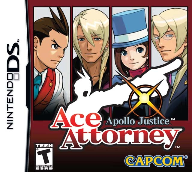 Apollo Justice: Ace Attorney for DS Walkthrough, FAQs and Guide on Gamewise.co