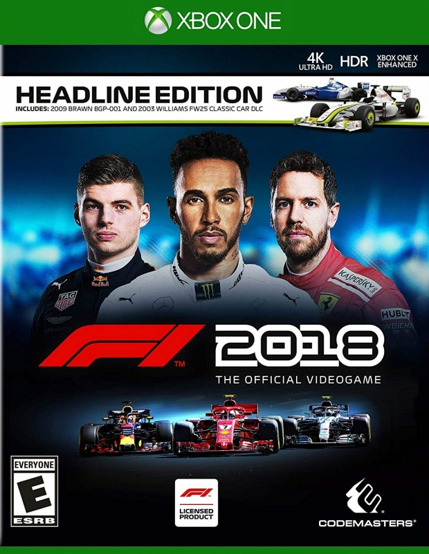 Gamewise F1 2018 Wiki Guide, Walkthrough and Cheats