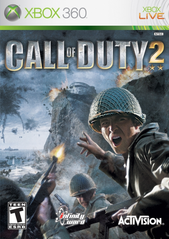 Call of Duty 2 for X360 Walkthrough, FAQs and Guide on Gamewise.co