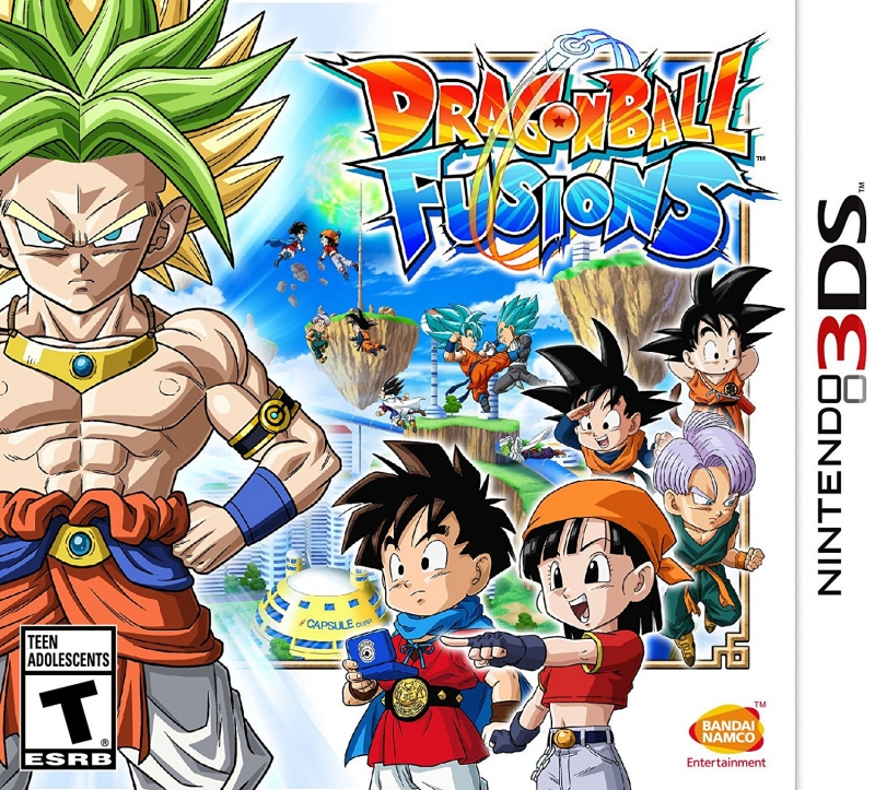 Dragon Ball: Fusions on 3DS - Gamewise