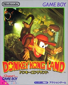 Donkey Kong Land 2 on GB - Gamewise