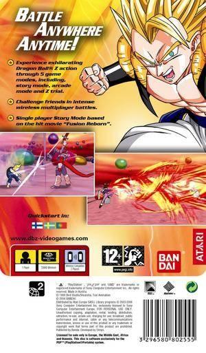 Dragonball Z: Shin Budokai for PlayStation Portable - Sales