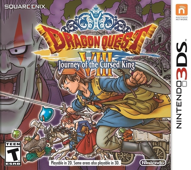 Dragon Quest VIII: Journey of the Cursed King Wiki - Gamewise
