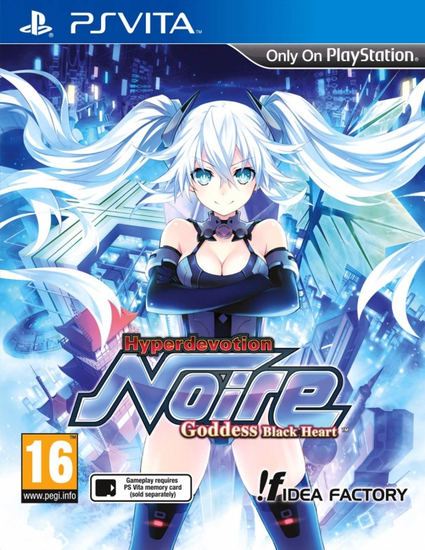 Chou Megami Shinkou Noire Gekishin Black Heart for PSV Walkthrough, FAQs and Guide on Gamewise.co