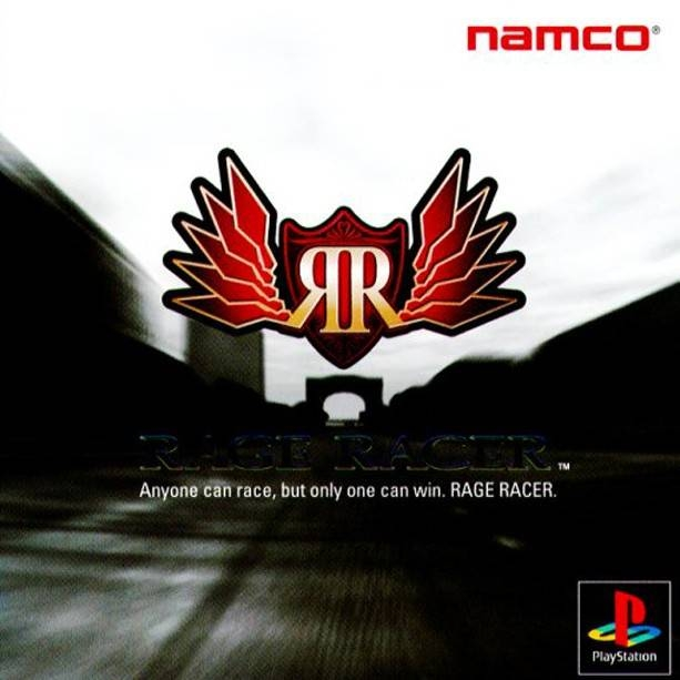 Rage Racer on PS - Gamewise