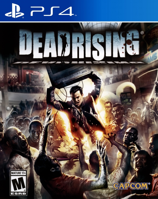 Dead Rising on PS4 - Gamewise