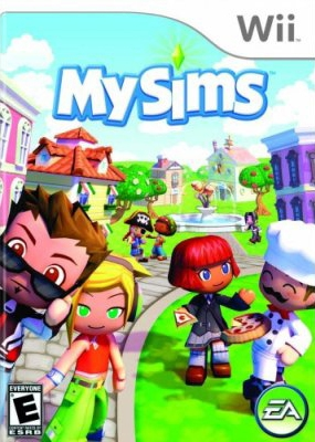 MySims Wiki on Gamewise.co