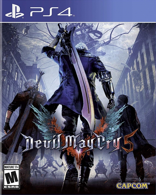 Devil May Cry 5 Wiki | Gamewise